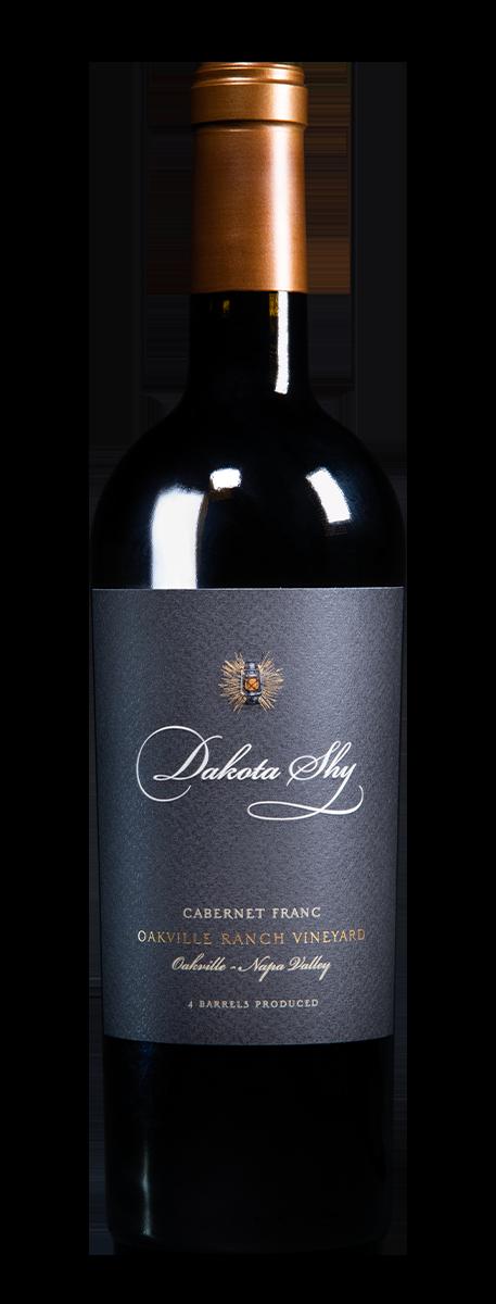 2019 Dakota Shy Cabernet Franc<br>Oakville Ranch Vineyard